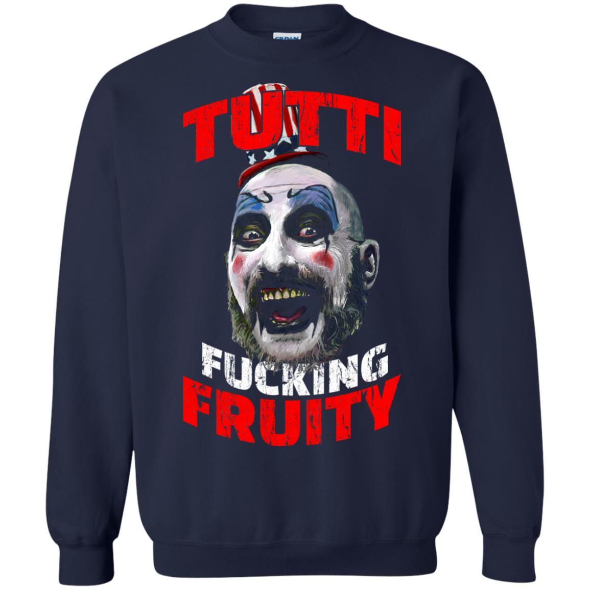 image 208 - Captain Spaulding: Tutti Fucking Fruity shirt, hoodie, tank