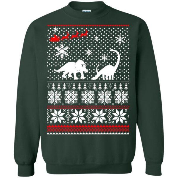 image 2236 600x600 - Santa Dinosaur Ugly Christmas Sweater, Shirt