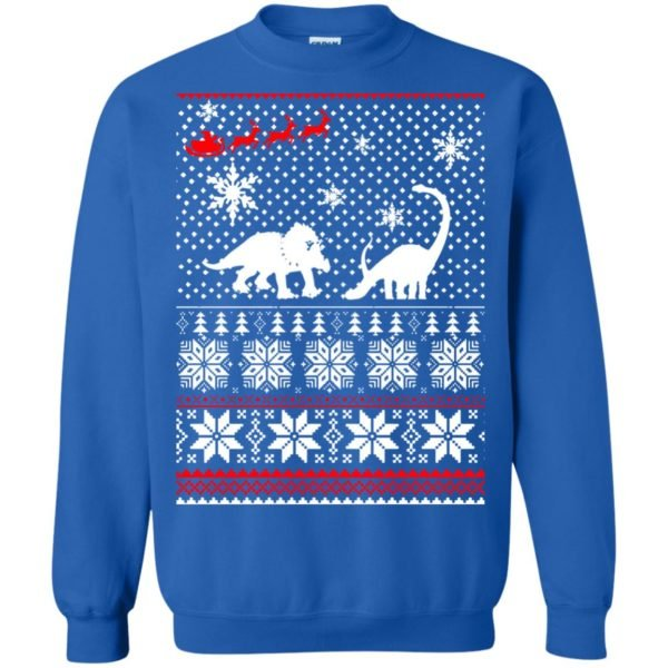 image 2237 600x600 - Santa Dinosaur Ugly Christmas Sweater, Shirt