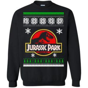 image 2257 300x300 - Jurassic Park Ugly Sweater, Christmas Sweatshirt
