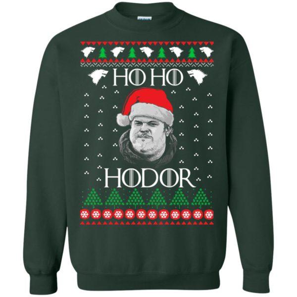 image 2344 600x600 - Ugly Christmas Sweater GOT HO HO HODOR Sweatshirts, Hoodie