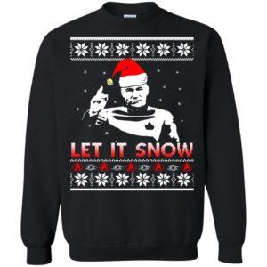 image 2425 300x300 - Star Trek let it snow Christmas Sweater, Shirt