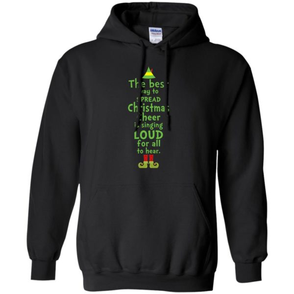 image 2458 600x600 - The best way to spread Christmas cheer is singing loud for all to hear Sweater, Shirt