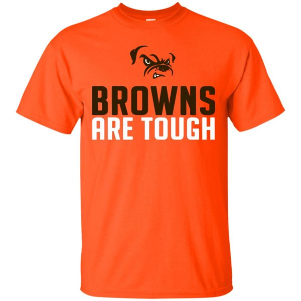 image 2479 600x600 - Cleveland Joe Thomas Browns are tough shirt