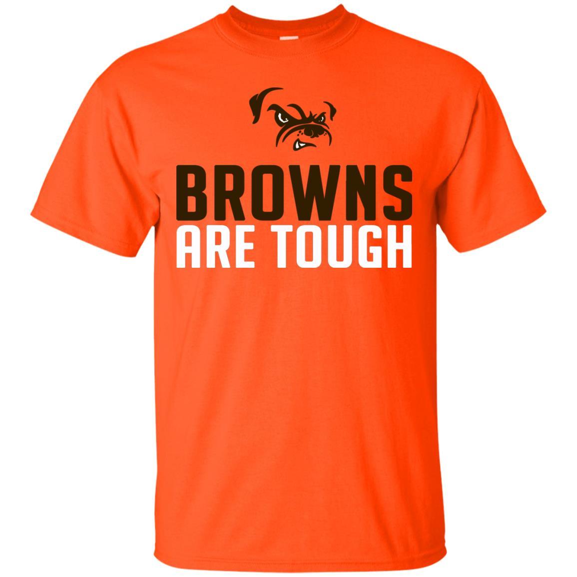 image 2479 - Cleveland Joe Thomas Browns are tough shirt