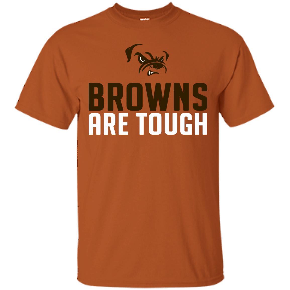 image 2480 - Cleveland Joe Thomas Browns are tough shirt