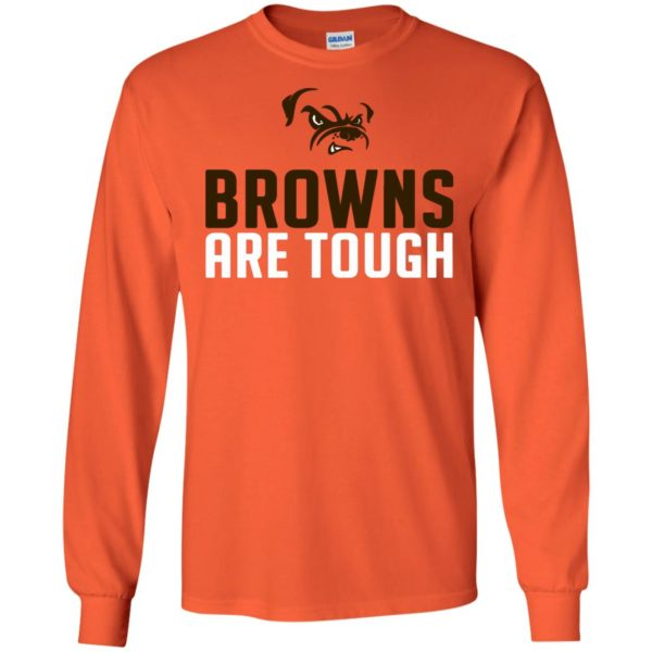 image 2481 600x600 - Cleveland Joe Thomas Browns are tough shirt