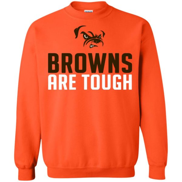 image 2484 600x600 - Cleveland Joe Thomas Browns are tough shirt