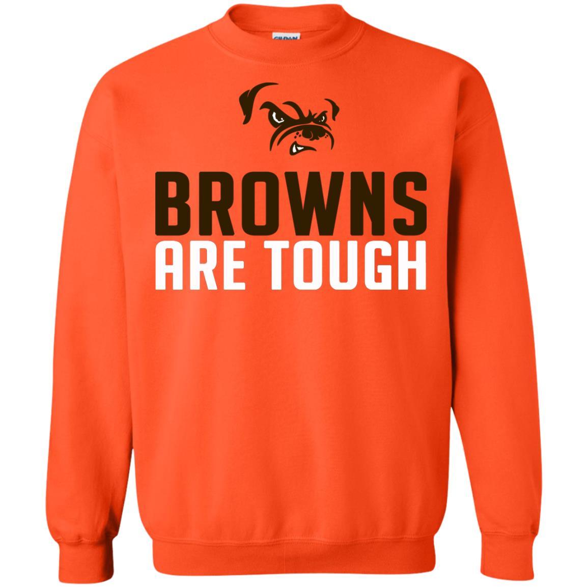 image 2484 - Cleveland Joe Thomas Browns are tough shirt