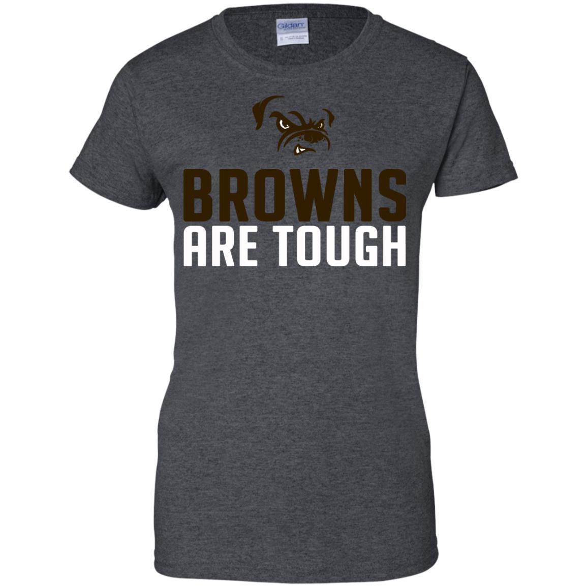 image 2485 - Cleveland Joe Thomas Browns are tough shirt