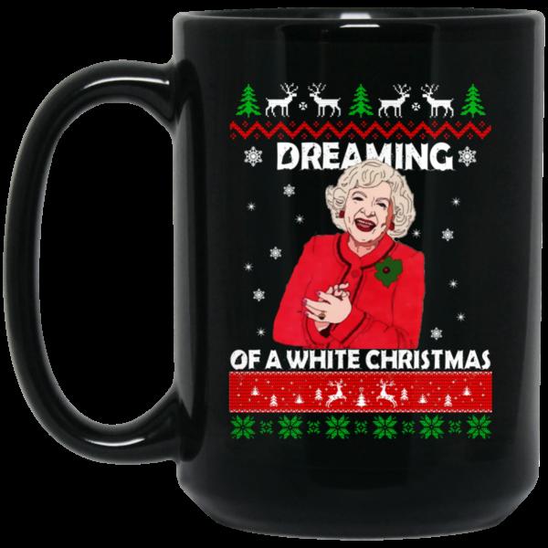image 25 600x600 - Dreaming of a white Christmas mug