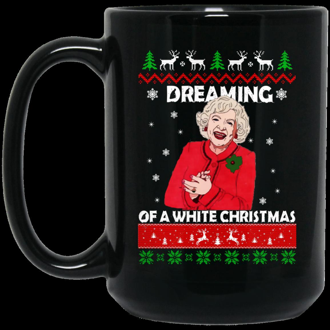 image 25 - Dreaming of a white Christmas mug