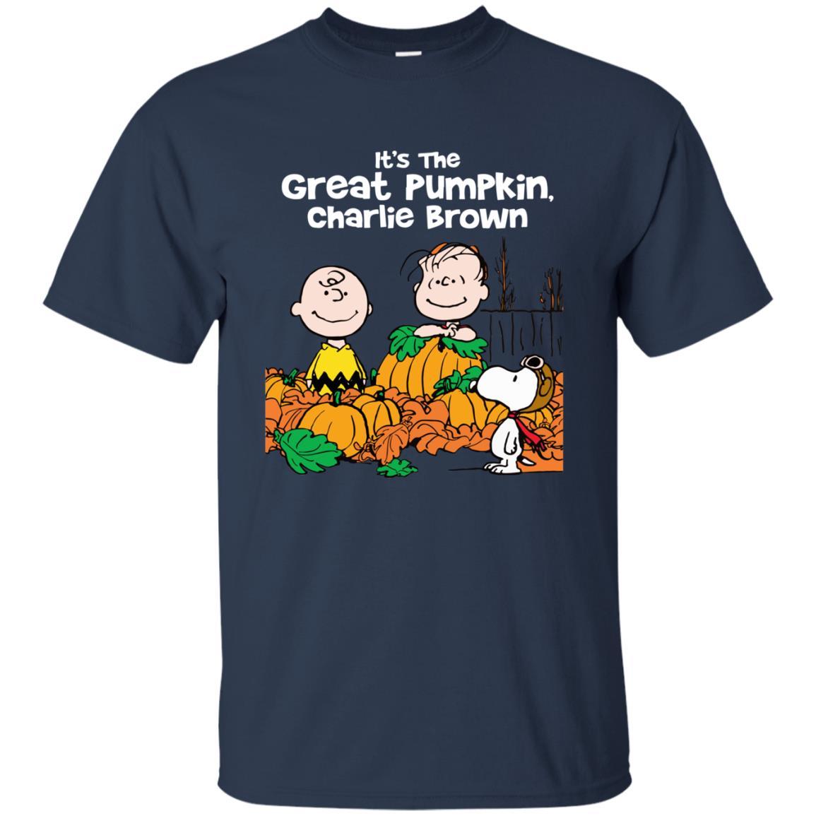 image 253 - It's the Great Pumpkin Charlie Brown shirt, hoodie, tank