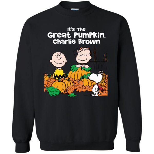 image 259 600x600 - It's the Great Pumpkin Charlie Brown shirt, hoodie, tank