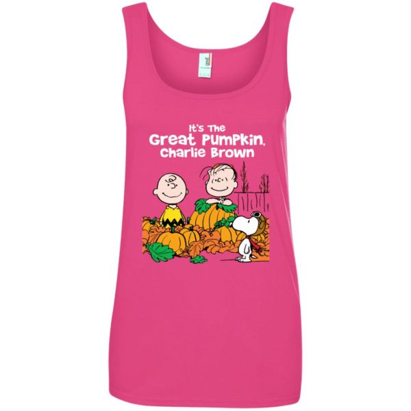 image 262 600x600 - It's the Great Pumpkin Charlie Brown shirt, hoodie, tank