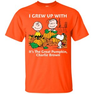 image 266 300x300 - Charlie Brown: I grew up with It's The Great Pumpkin shirt, sweater