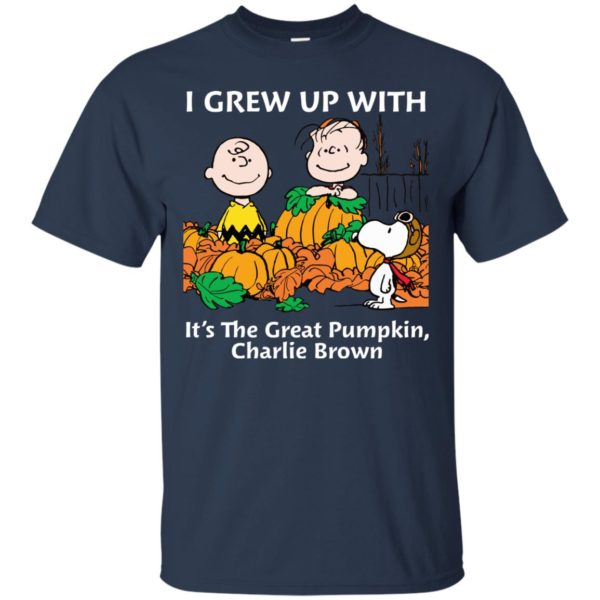 image 267 600x600 - Charlie Brown: I grew up with It's The Great Pumpkin shirt, sweater