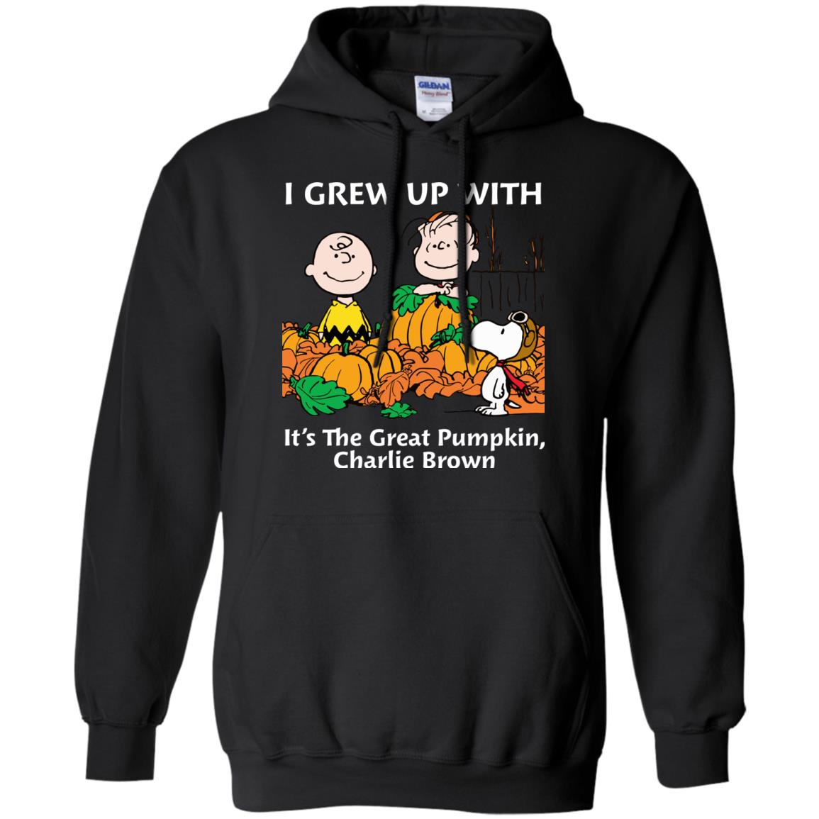 image 270 - Charlie Brown: I grew up with It's The Great Pumpkin shirt, sweater