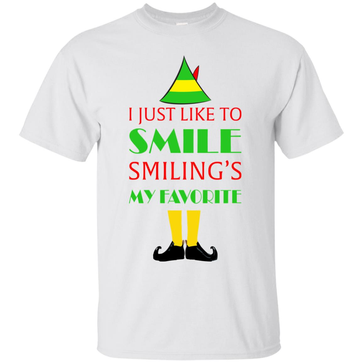 I just Like to Smile, Smiling is my Favorite Christmas Sweater ...