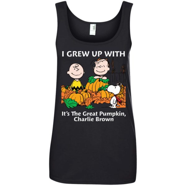 image 274 600x600 - Charlie Brown: I grew up with It's The Great Pumpkin shirt, sweater