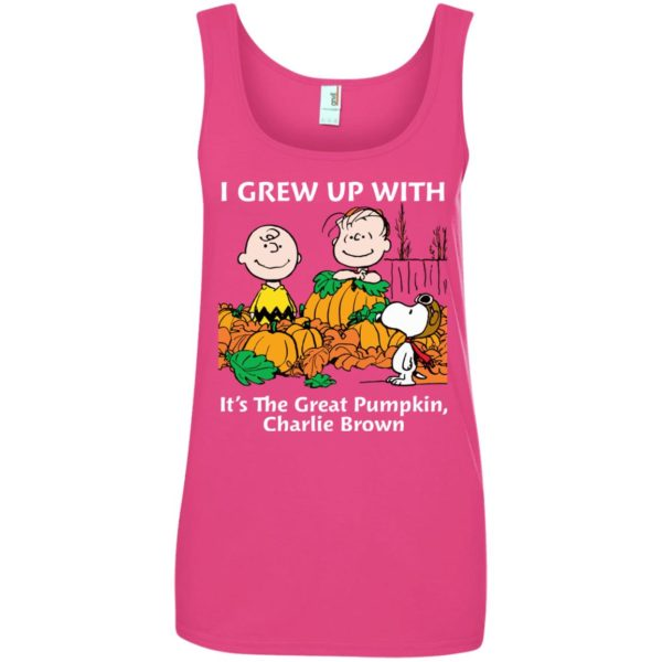 image 275 600x600 - Charlie Brown: I grew up with It's The Great Pumpkin shirt, sweater