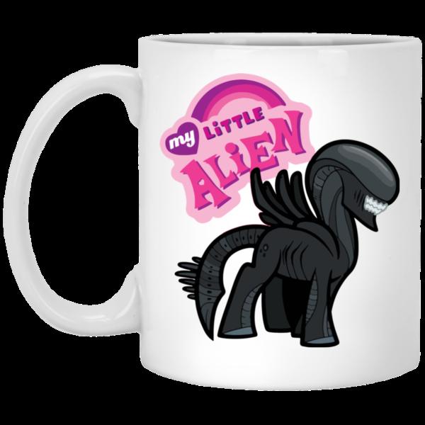 image 28 600x600 - Xenomorph my little alien mug