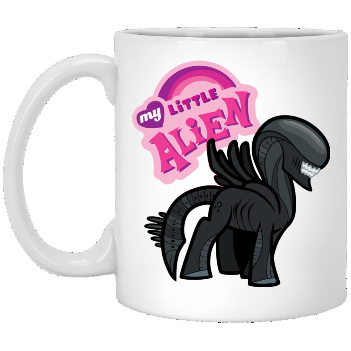 image 28 - Xenomorph my little alien mug