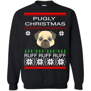 image 2823 300x300 - Pugly Christmas Pug Life Ugly christmas sweater, shirt, long sleeve