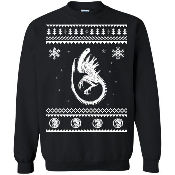 image 2847 600x600 - Xeno-mas - Aliens Xenomorph Christmas Sweater, Shirt, Hoodie