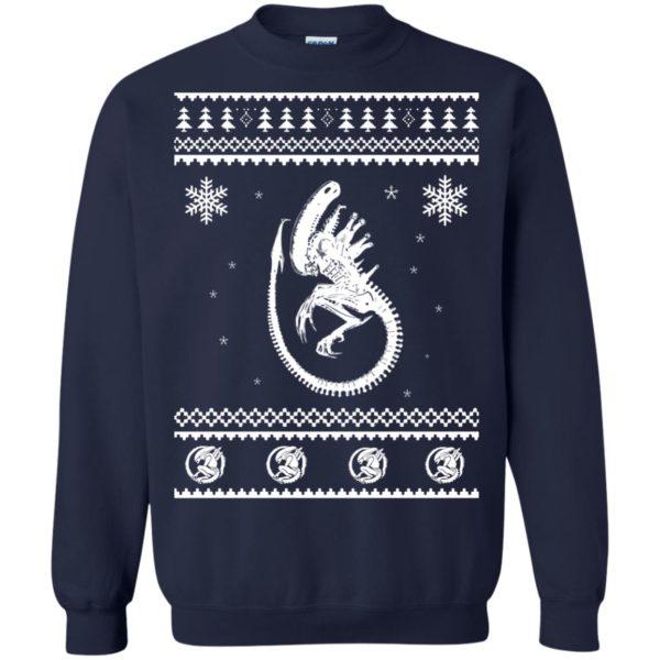 image 2848 600x600 - Xeno-mas - Aliens Xenomorph Christmas Sweater, Shirt, Hoodie