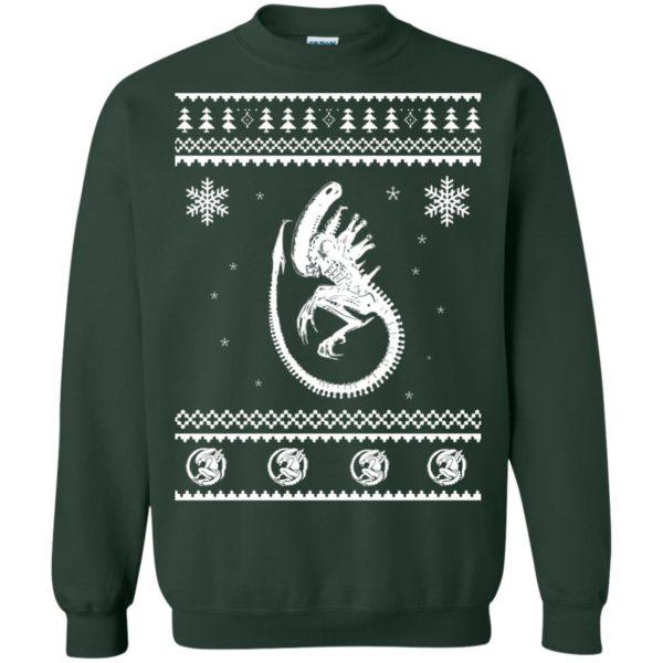 image 2850 600x600 - Xeno-mas - Aliens Xenomorph Christmas Sweater, Shirt, Hoodie