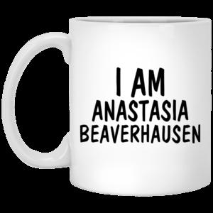 image 300x300 - Will & Grace: I Am Anastasia Beaverhausen mug