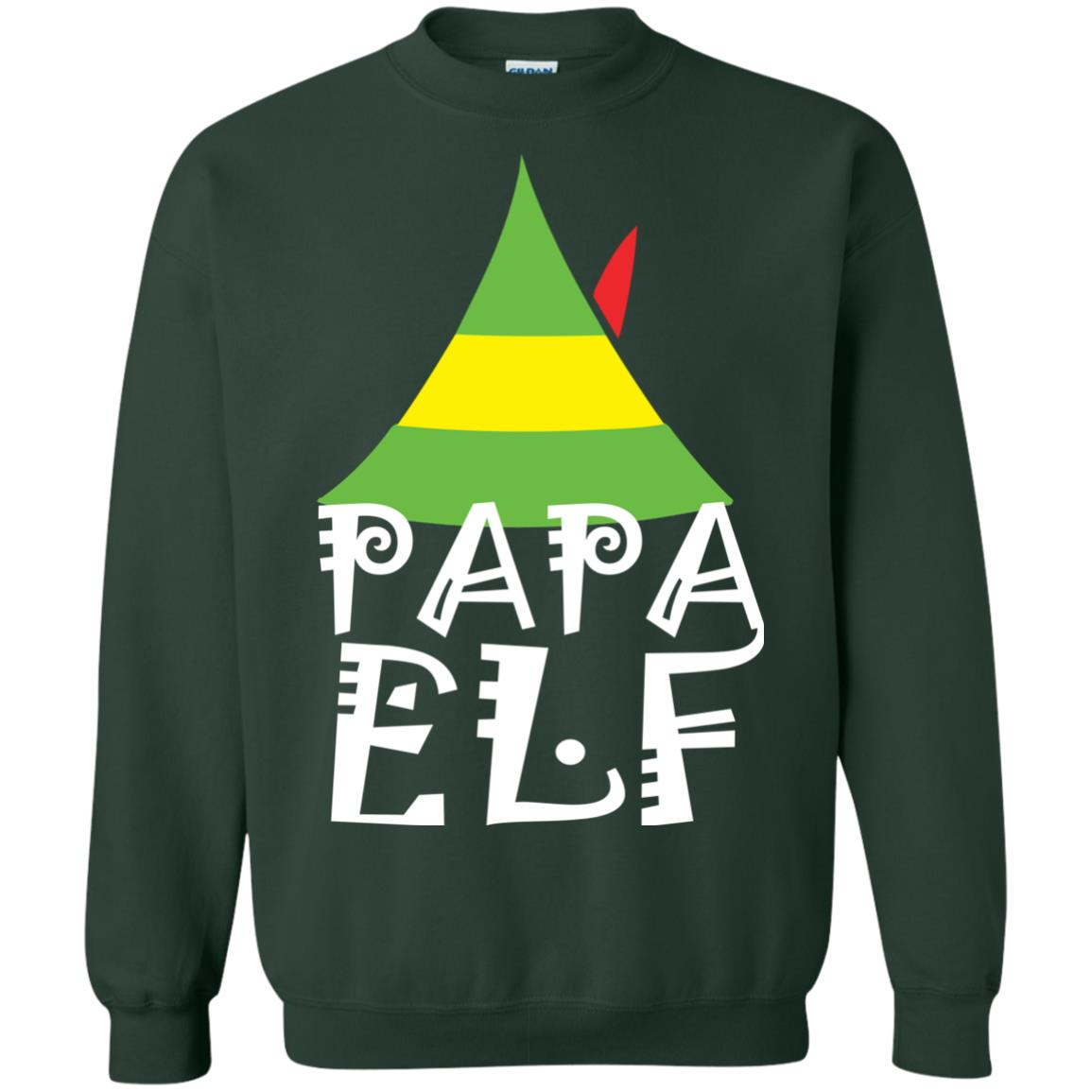 buddy the elf papa elf christmas sweater shirt - Buddy The Elf Christmas Sweater