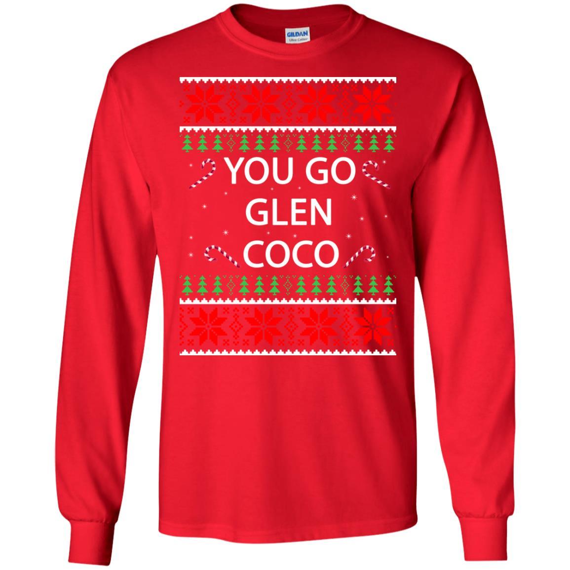 image 3149 - You Go Glen Coco Sweatshirts, Hoodie, Tank