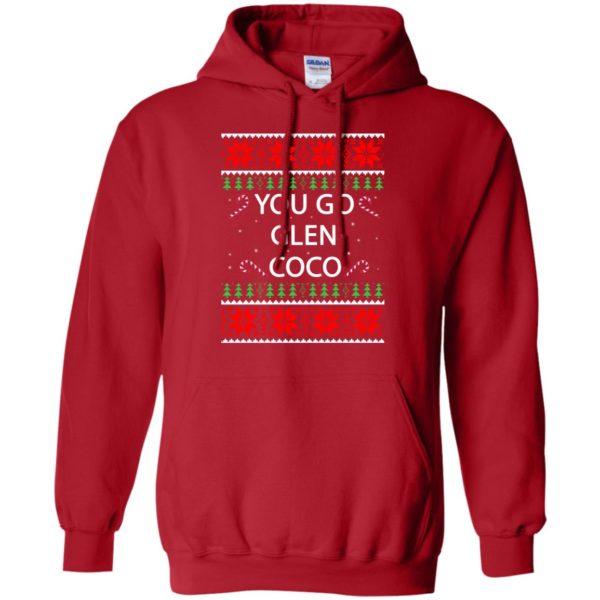 image 3152 600x600 - You Go Glen Coco Sweatshirts, Hoodie, Tank
