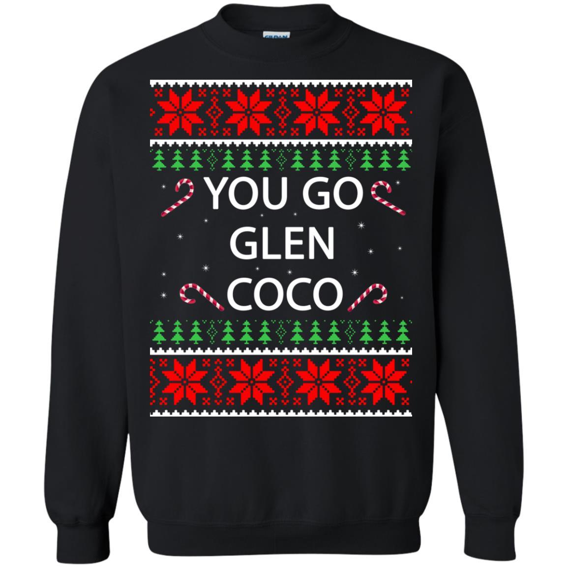 image 3153 - You Go Glen Coco Sweatshirts, Hoodie, Tank
