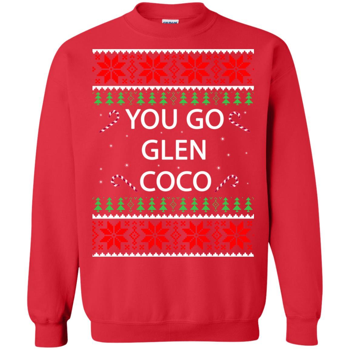 image 3155 - You Go Glen Coco Sweatshirts, Hoodie, Tank