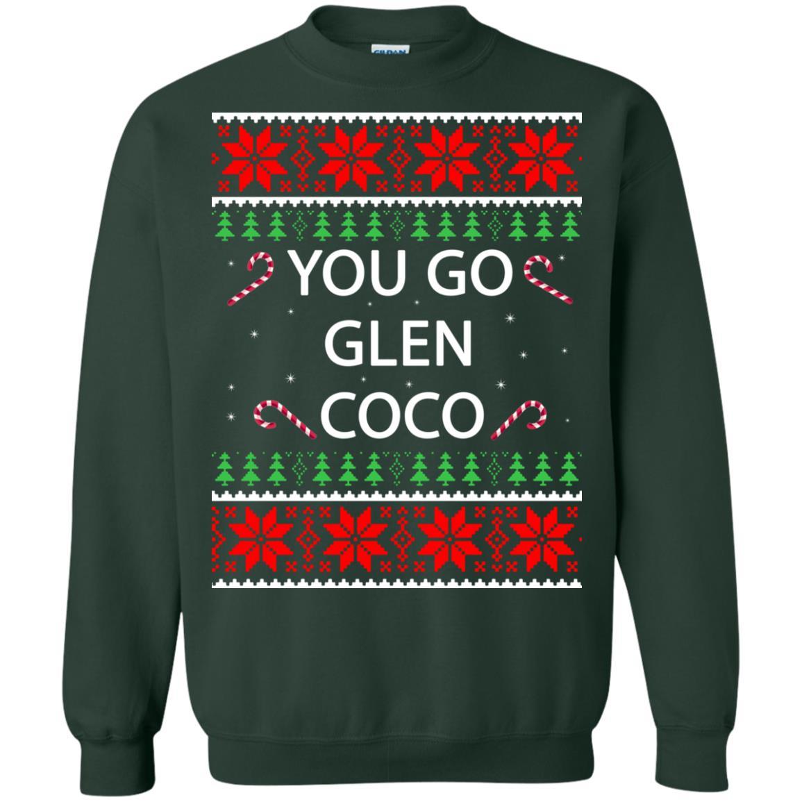 image 3156 - You Go Glen Coco Sweatshirts, Hoodie, Tank