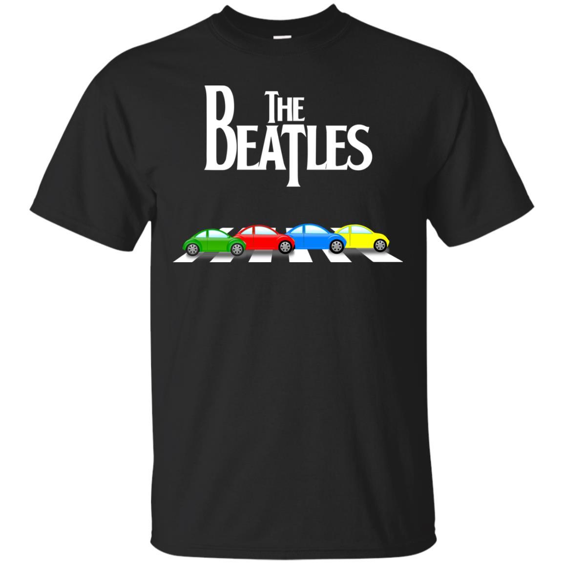 image 326 - The Beatles cars shirt, hoodie, tank