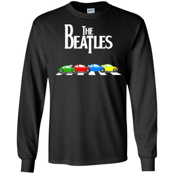 image 328 600x600 - The Beatles cars shirt, hoodie, tank