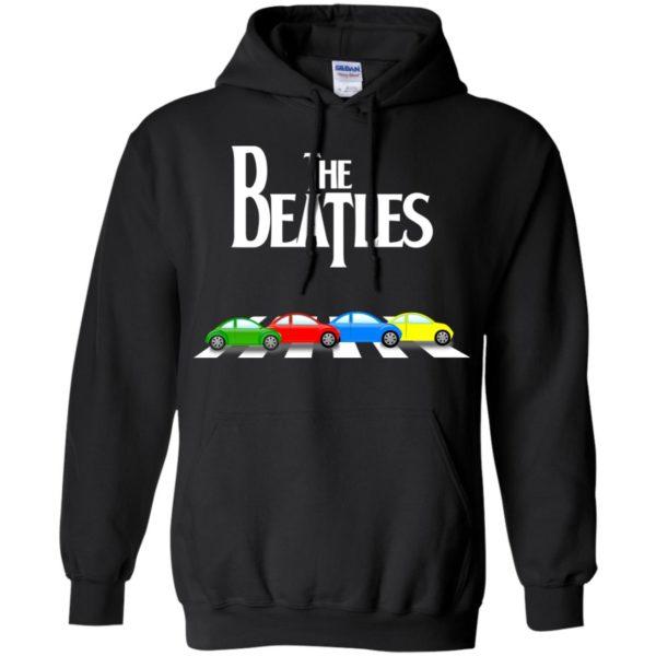 image 330 600x600 - The Beatles cars shirt, hoodie, tank