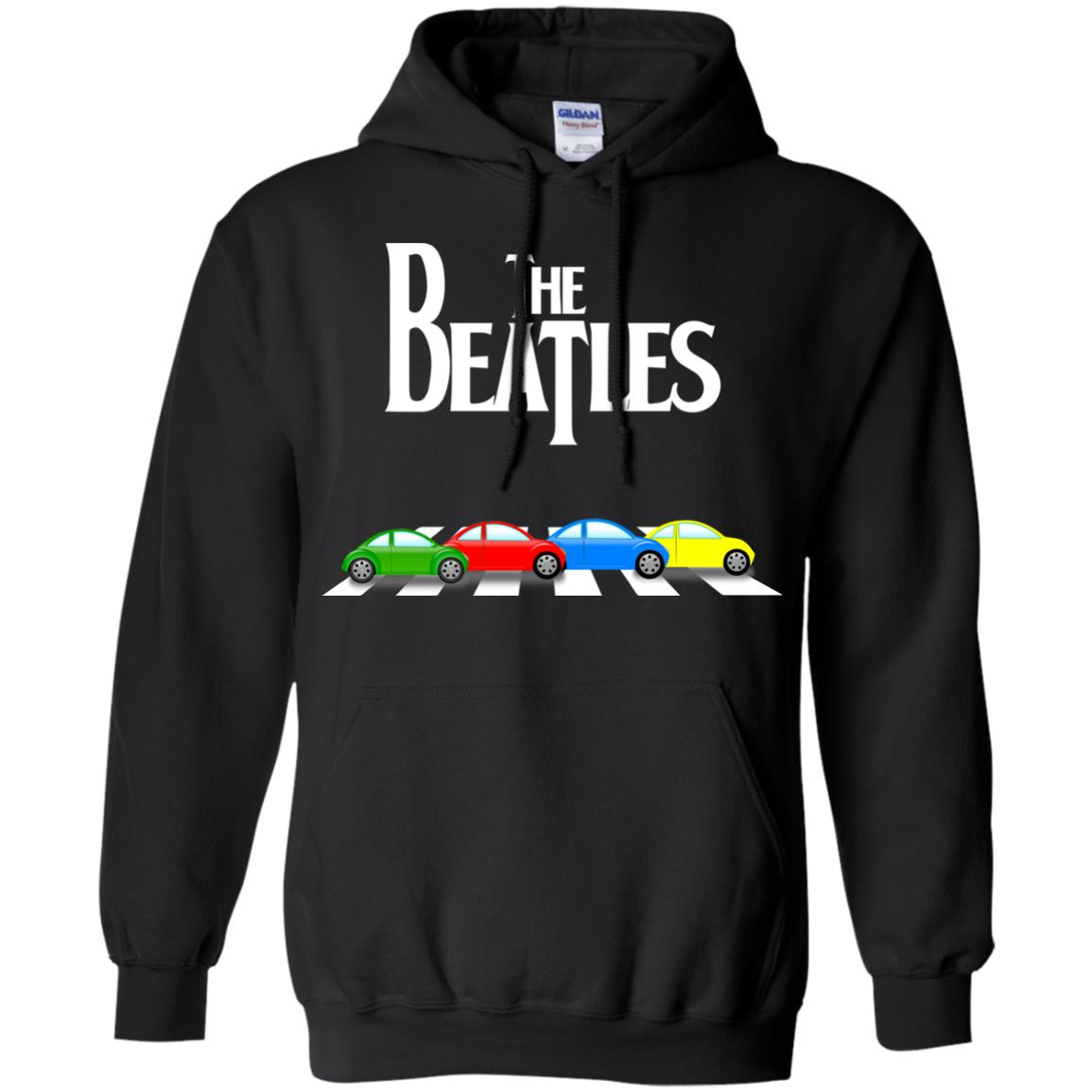 image 330 - The Beatles cars shirt, hoodie, tank