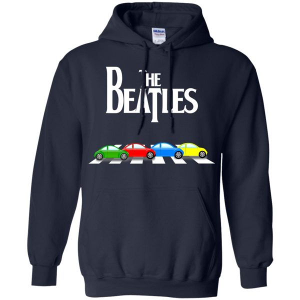 image 331 600x600 - The Beatles cars shirt, hoodie, tank