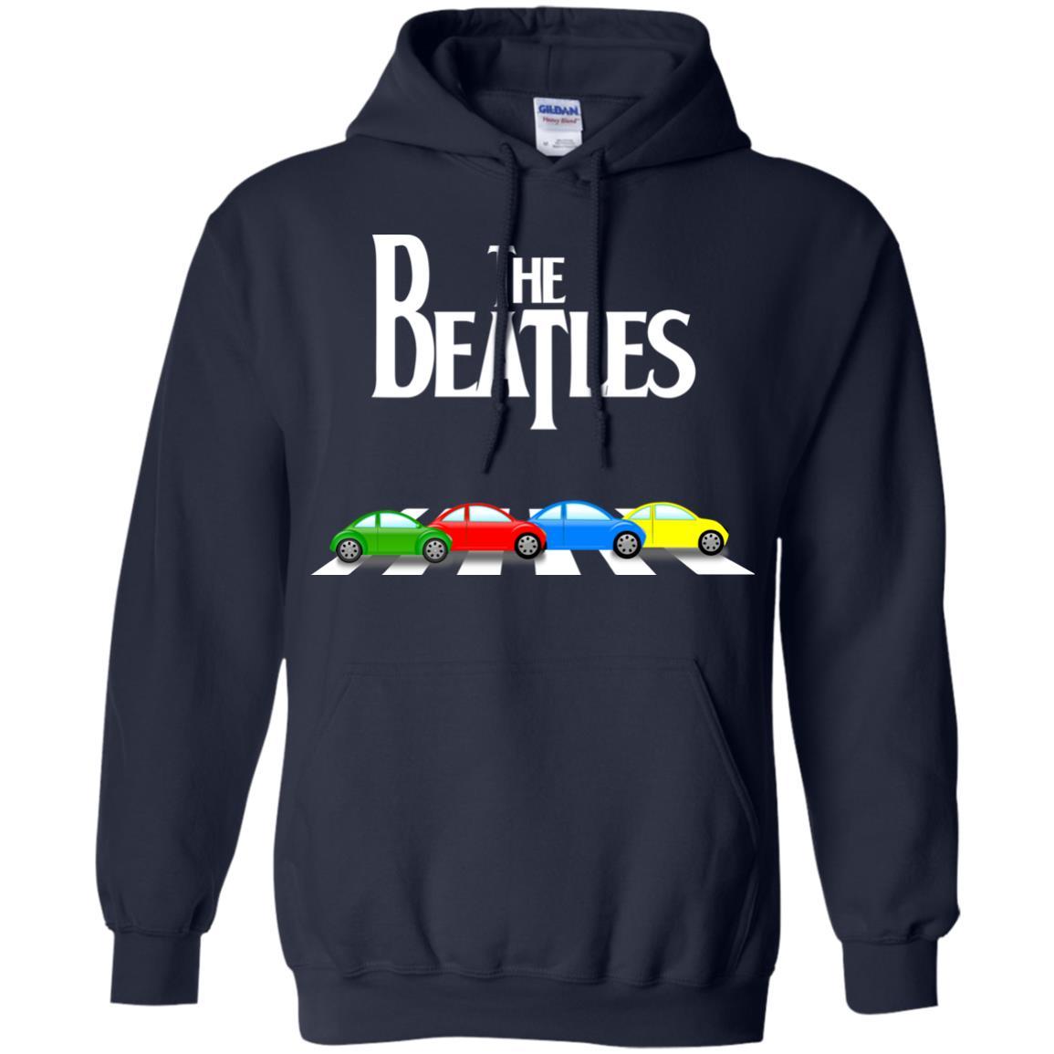 image 331 - The Beatles cars shirt, hoodie, tank