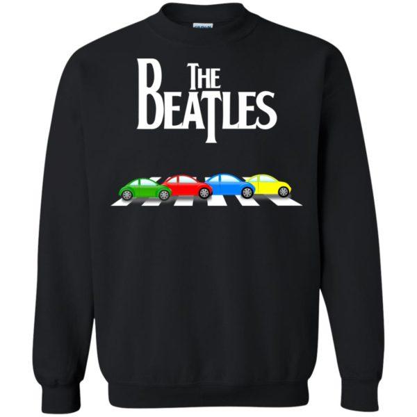 image 332 600x600 - The Beatles cars shirt, hoodie, tank