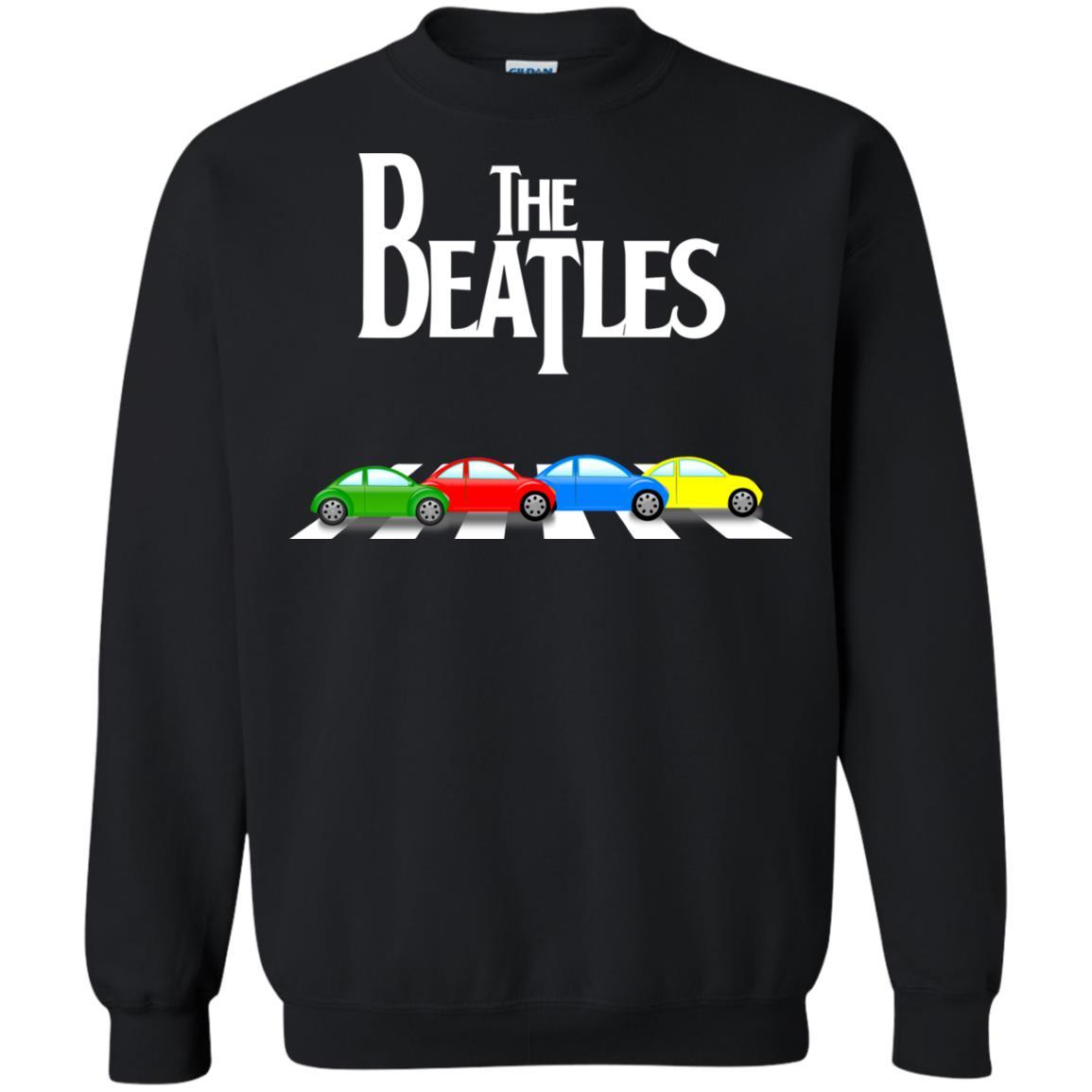 image 332 - The Beatles cars shirt, hoodie, tank