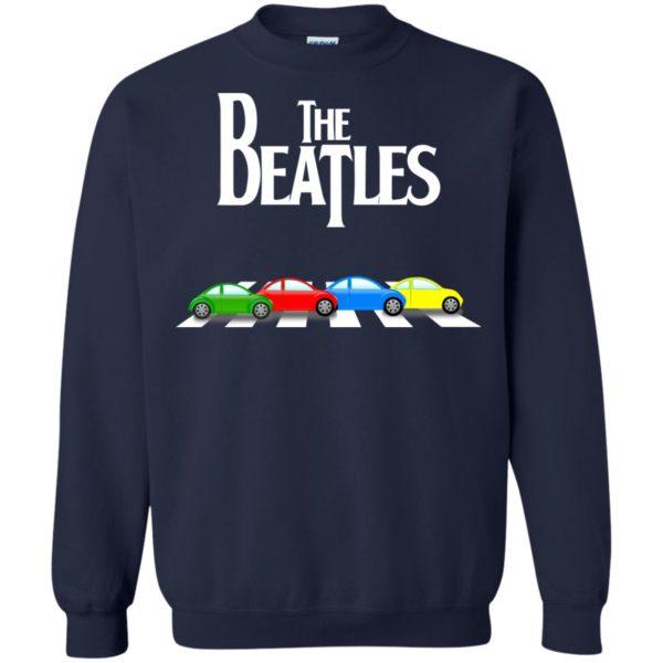 image 333 600x600 - The Beatles cars shirt, hoodie, tank