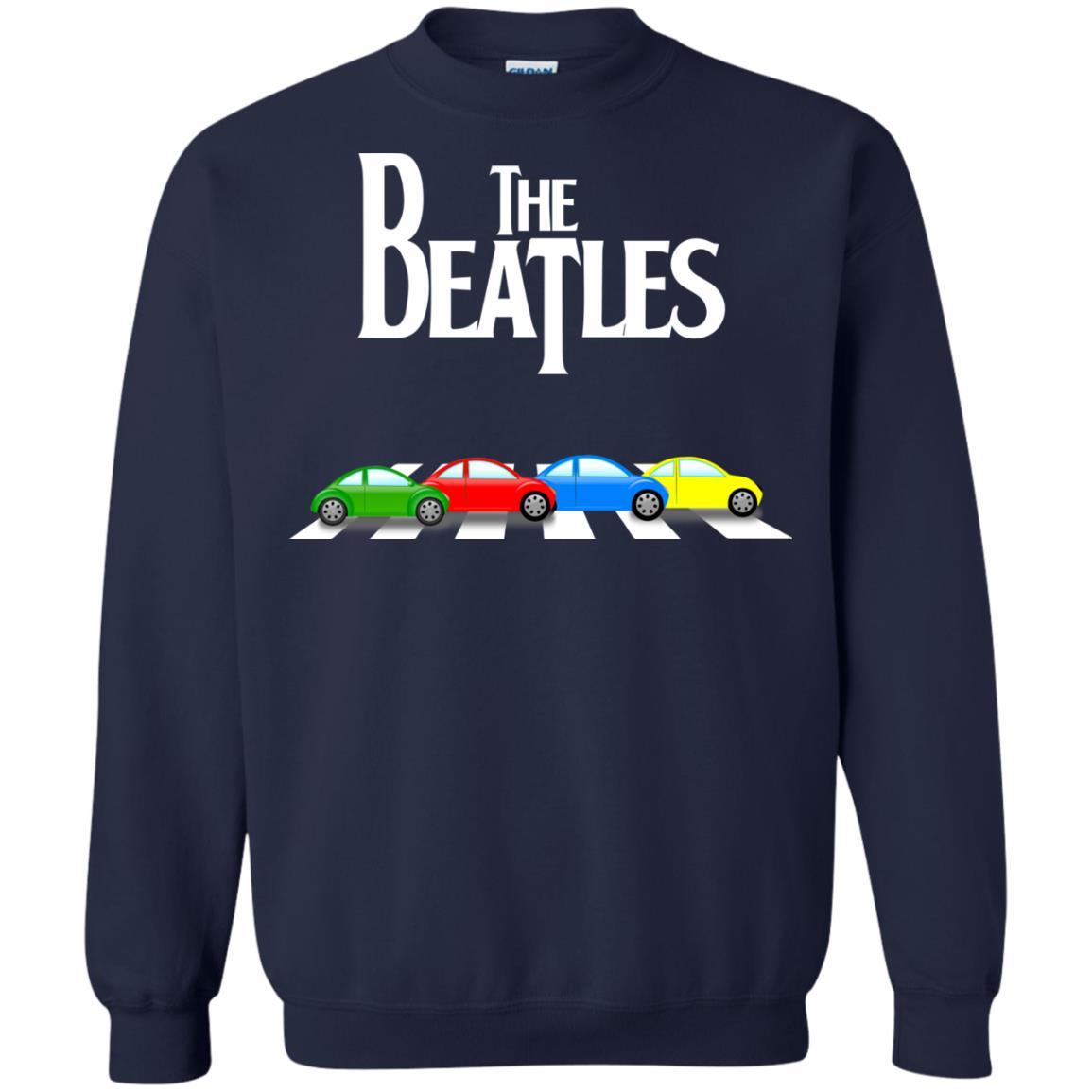 image 333 - The Beatles cars shirt, hoodie, tank