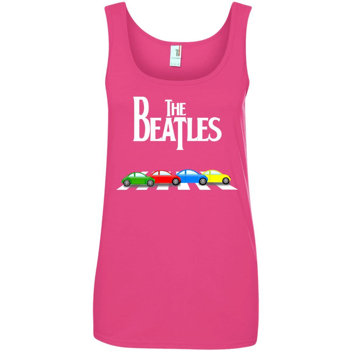 image 335 - The Beatles cars shirt, hoodie, tank