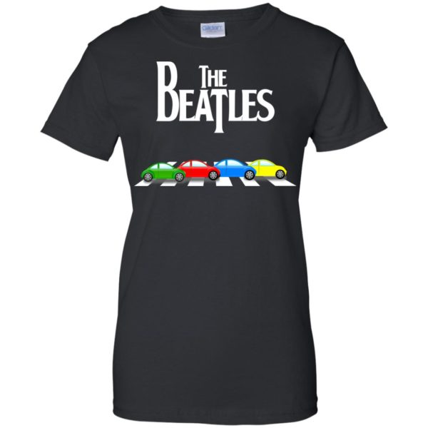 image 336 600x600 - The Beatles cars shirt, hoodie, tank